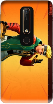 Fortnite Master Key Art Case for Nokia 6.1