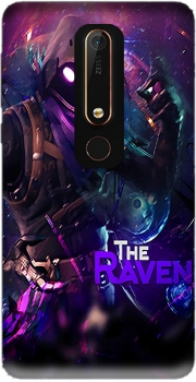 Fortnite The Raven Case for Nokia 6.1