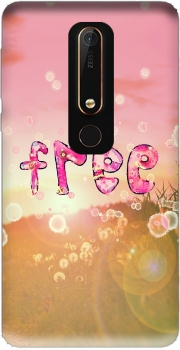 Free Case for Nokia 6.1