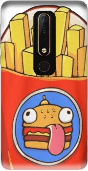 French Fries by Fortnite Case for Nokia 6.1