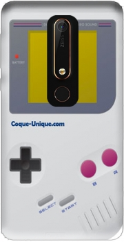 GameBoy Style Case for Nokia 6.1