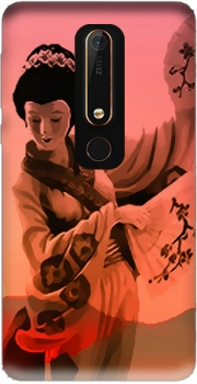 Geisha Honorable Case for Nokia 6.1