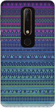 GIRLY AZTEC Case for Nokia 6.1