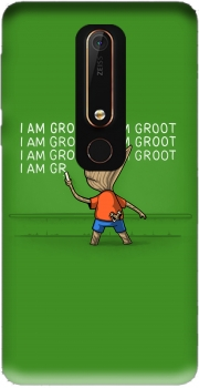 Groot Detention Case for Nokia 6.1