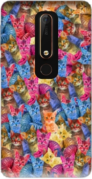 Cats Haribo Case for Nokia 6.1