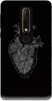 heart II Case for Nokia 6.1