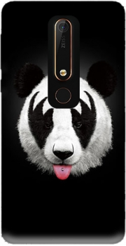 Kiss of a Panda Case for Nokia 6.1
