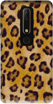 Leopard Case for Nokia 6.1