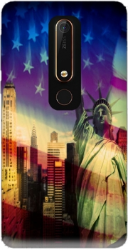 Statue of Liberty Case for Nokia 6.1
