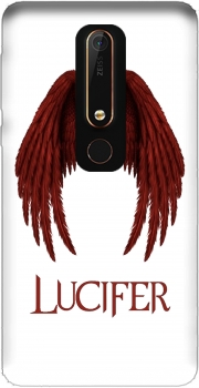 Lucifer The Demon Case for Nokia 6.1