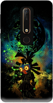 Majora's Art Case for Nokia 6.1
