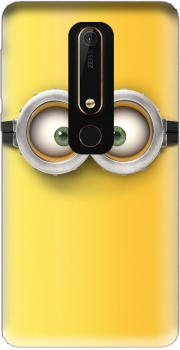 minion 3d  Case for Nokia 6.1