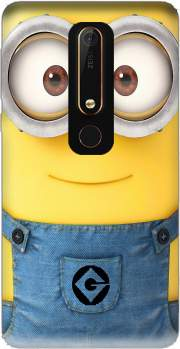 Minions Face Case for Nokia 6.1