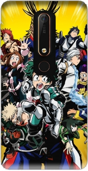 my hero academia Izuku Midoriya Case for Nokia 6.1