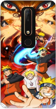 Naruto Evolution Case for Nokia 6.1