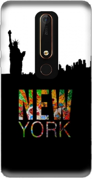 New York Case for Nokia 6.1