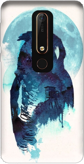 Case Night Owl for Nokia 6.1