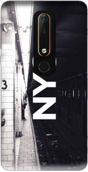 NYC Basic Subway Case for Nokia 6.1