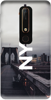 NYC Basic 2 Case for Nokia 6.1