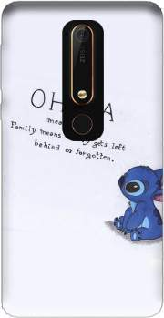 Ohana Means Family Case for Nokia 6.1