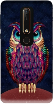 Owls in space Case for Nokia 6.1