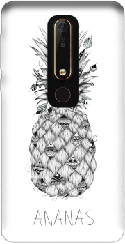 PineApplle Case for Nokia 6.1