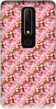 Roses Bouquet Case for Nokia 6.1