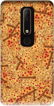 Pizza Liberty  Case for Nokia 6.1