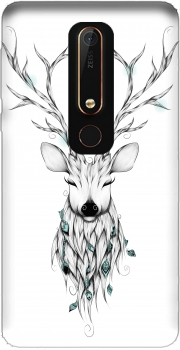Poetic Deer Nokia 6.1 Case
