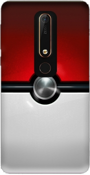 PokeBall Case for Nokia 6.1