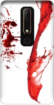 Pool of blood Case for Nokia 6.1