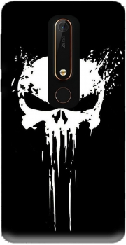 Punisher Skull Nokia 6.1 Case