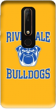 Riverdale Bulldogs Nokia 6.1 Case