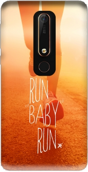 Run Baby Run Case for Nokia 6.1