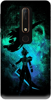 Strife Art Case for Nokia 6.1