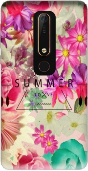SUMMER LOVE Case for Nokia 6.1