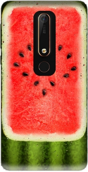 Summer Love watermelon Case for Nokia 6.1
