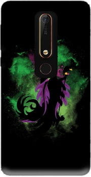 The Malefica Case for Nokia 6.1
