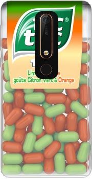 tic Tac Orange Citron Case for Nokia 6.1