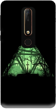 Treeforce Case for Nokia 6.1