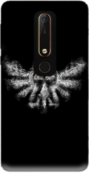 Triforce Smoke Case for Nokia 6.1