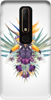 Tropical Tucan Case for Nokia 6.1