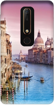 Venice - the city of love Case for Nokia 6.1