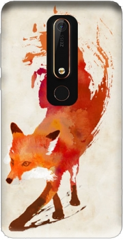 Fox Vulpes Case for Nokia 6.1