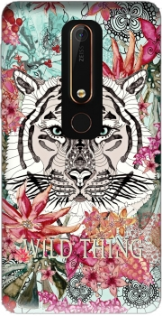WILD THING Case for Nokia 6.1