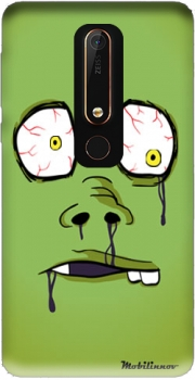Zombie Face Case for Nokia 6.1