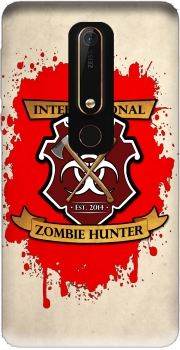Zombie Hunter Case for Nokia 6.1