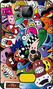 Cartoon Case for Nokia Asha 501