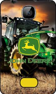 John Deer tractor Farm Case for Nokia Asha 501