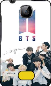 K-pop BTS Bangtan Boys Case for Nokia Asha 501